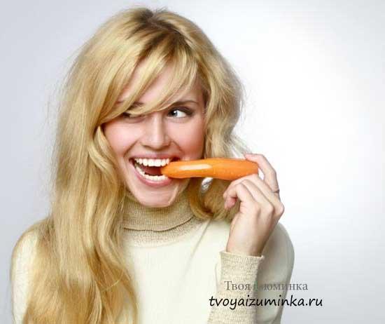 Морковь польза. Польза вареной моркови и морковного сока