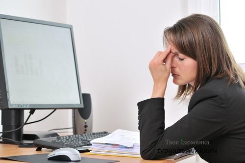 Усталость глаз - причины симптомы профилактика