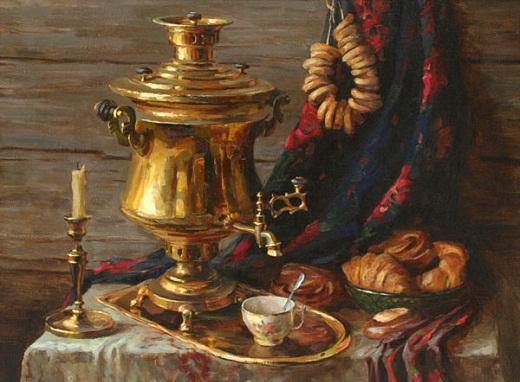 Как зародилась традиция русского чаепития