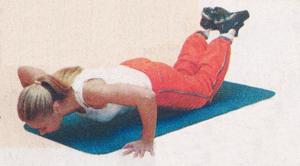 Укрепляем грудные мышцы