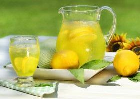 Как приготовить домашний лимонад из лимонов