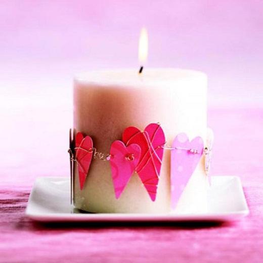 Подарки своими руками свечки