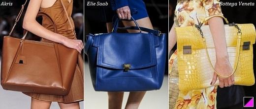 Модные сумки весна 2013 экстра-макси
