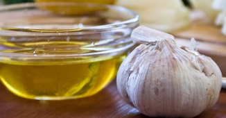 Чесночное масло для очищения сосудов - народные методы очищения сосудов