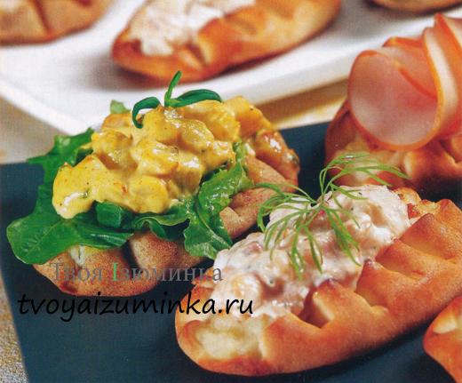 Калитки - карельские пирожки с картошкой