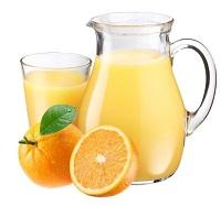 Очищение сосудов лимонадом из апельсинов