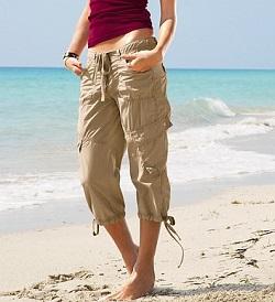 Модели брюк с заниженной талией