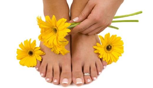 Эффективное лечение грибка ног народными средствами