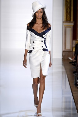 Повседневная одежда. Черно-белый тренд весны 2013