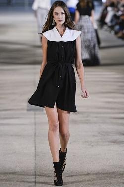 Мини и миди платья - весна 2013.