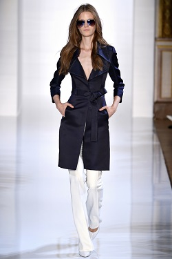 Черно-белый тренд. Повседневная одежда, весна 2013