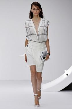 Повседневная одежда мода весны 2013