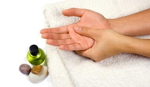 Точечный массаж рук -Су Джок терапия