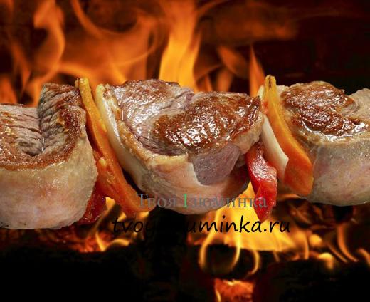 Как приготовить вкусный шашлык из свинины