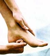 Самомассаж стоп при плоскостопии