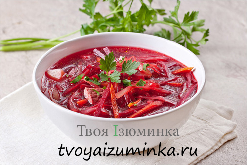 Рецепты лучших овощных супов
