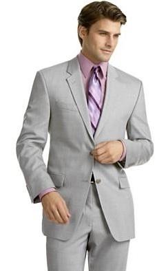 Базовый гардероб мужчины костюм