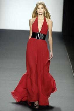 Платье, модель длина в пол