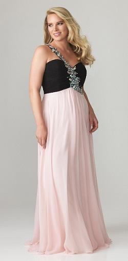 Какой длины должно быть платье. Длина в пол