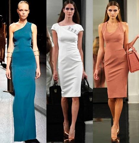 Какой длины должно быть платье.