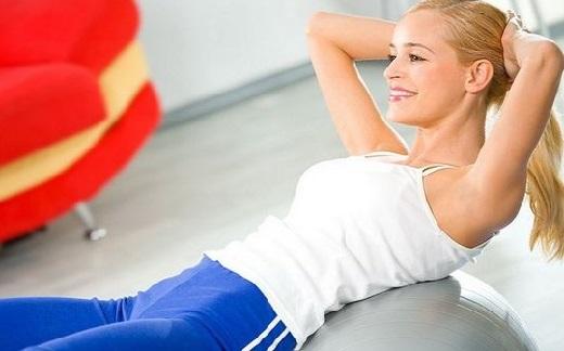 Упражнения для формирования осанки