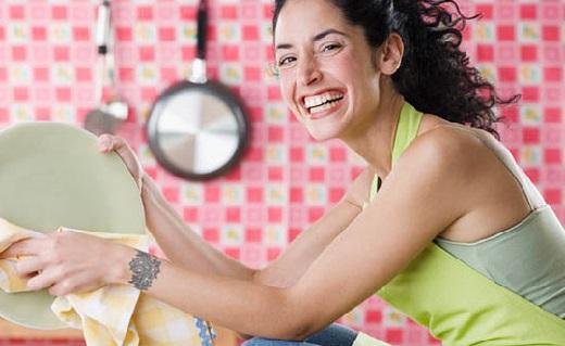 Чем чистить посуду