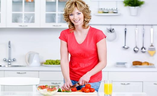 Как приготовить себе еду быстро, вкусно и полезно