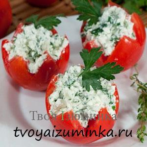 Как приготовить вкусно, быстро, полезно - творог с зеленью.