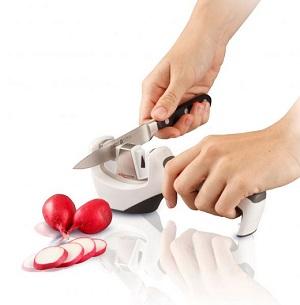 Какие ножеточки лучше ручные или электрические