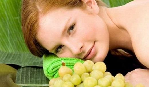 Эффективные маски для лица из винограда в домашних условиях.