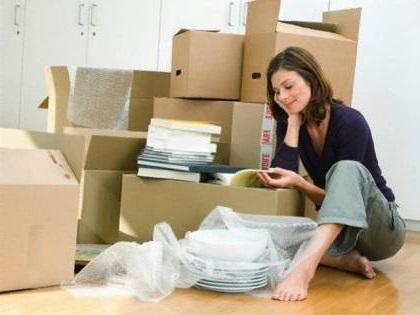 Как упаковывать вещи при переезде.