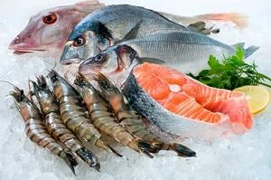 Какая рыба самая полезная. Рыба и морепродукты.