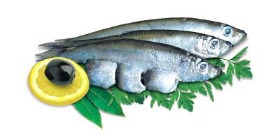 Какая рыба самая полезная. Селедка.