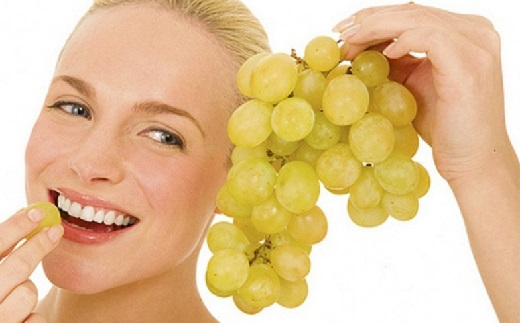 Виноградная диета для похудения от 2 кг за четыре дня.