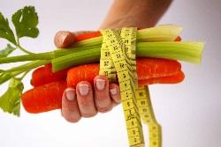 Морковная диета для похудения.