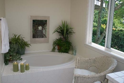 Ванная комната - дизайн.