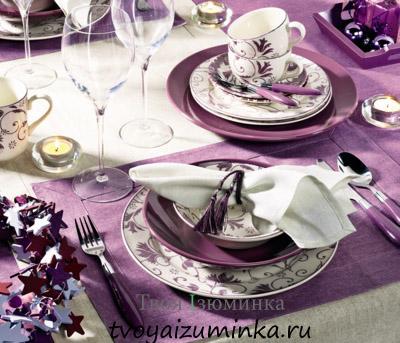 Как выбирать и ухаживать за посудой из стекла, фарфора, хрусталя. Какая посуда сегодня в моде.