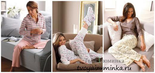 Пижамы из Иваново – комфорт и тепло для женщин