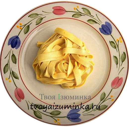 рецепт домашняя лапша пошаговый с фото