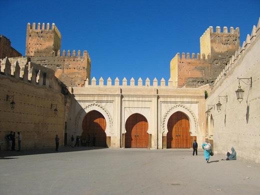 Туры в Фес, Марокко. Город Фес в Марокко.