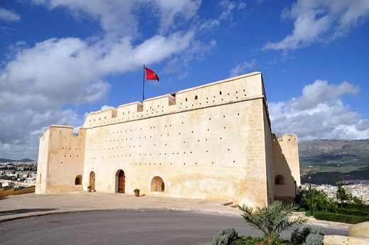 Туры в Фес, Марокко. Крепость Borj Sud.