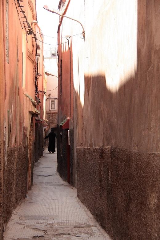 Туры в Фес, Марокко. Узкие улочки Марокко.