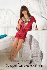 Нужен ли в гардеробе халат из Иваново?