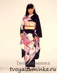 Нужен ли в гардеробе халат из Иваново? Кимано.
