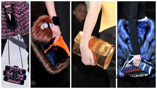 Выбираем сумку модные тенденции 2013-2014