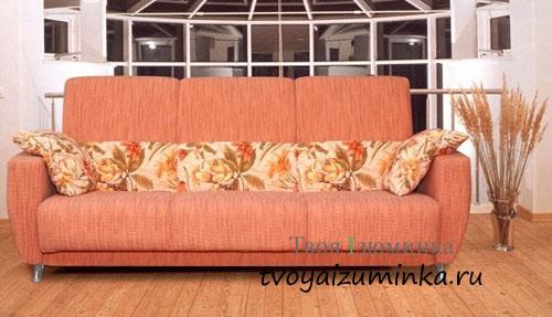 Как правильно выбрать диван. Диван-книжка.