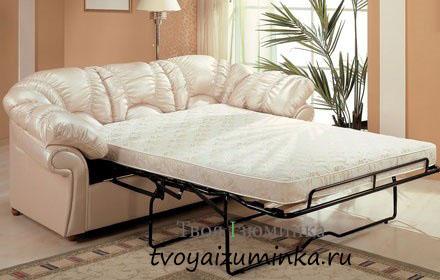 Как правильно выбрать диван. Диван-раскладушка.