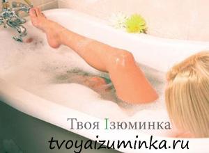 Лечение бессонницы народными средствами. Ванны от бессонницы.