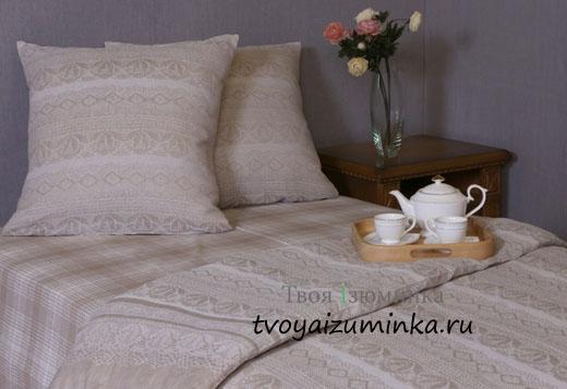 Выбор качественного постельного белья - чему отдать предпочтение. Белье из льна.