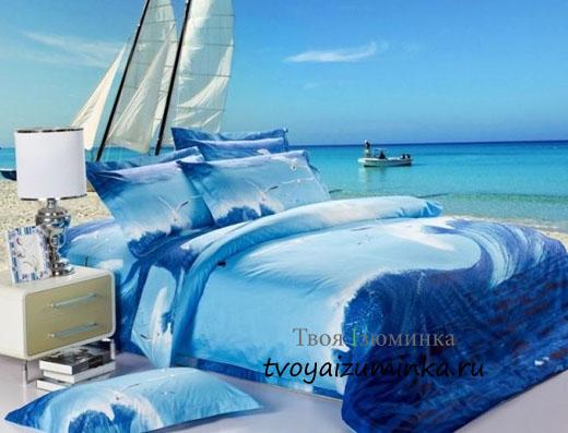 Выбор качественного постельного белья - чему отдать предпочтение. Белье из сатина.